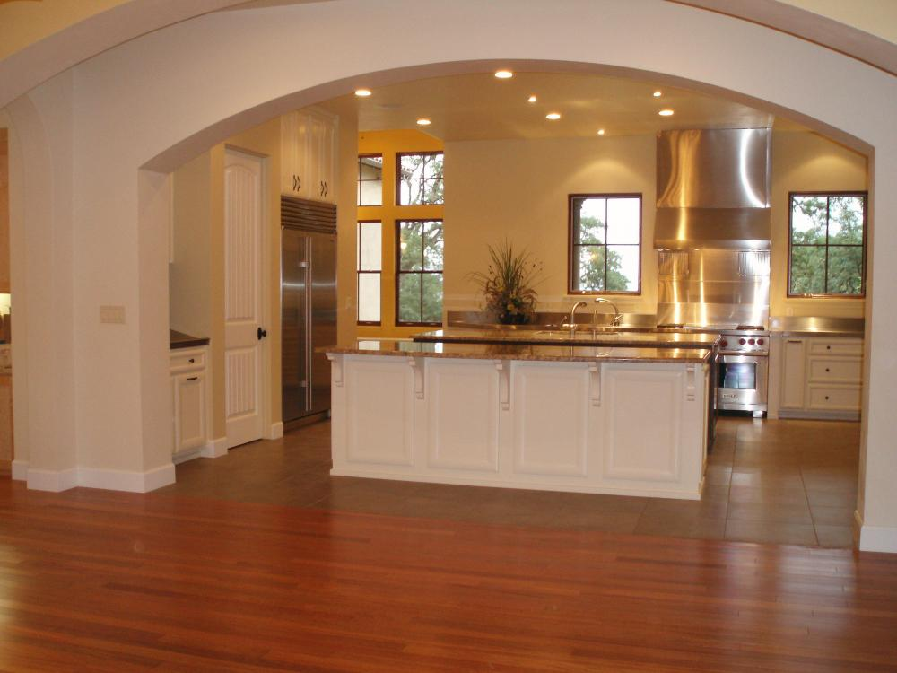 Really great kitchens steven w johnson construction inc for Great kitchen designs