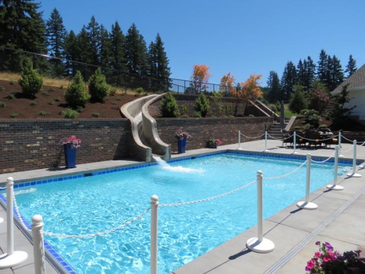 2013 Portland Street of Dreams Pool