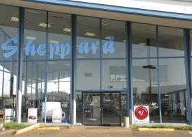 Sheppard Motors Remodel Waiting Room