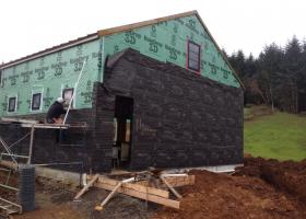 Stucco System has started