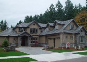 New Construction Home Building