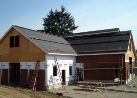 Barn Siding Equestrian Facility